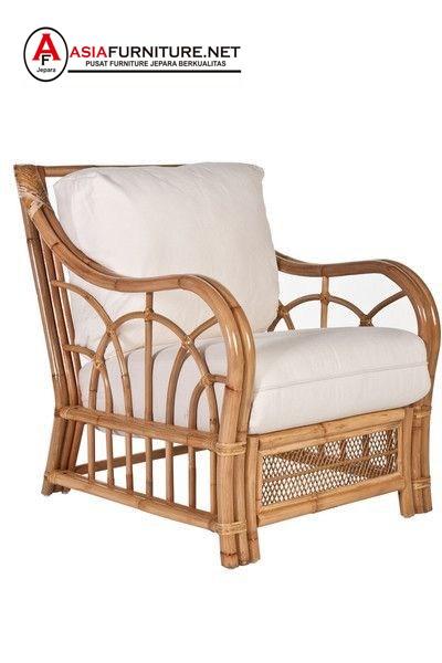 Kursi Sofa Naturally Cane