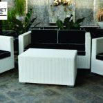 Kursi Sofa Rotan Outdoor Modern Yogyakarta