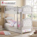 Tempat Tidur Tingkat Anak Perempuan Klasik
