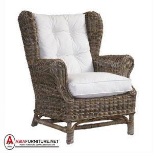 Kubu Grey Chairs Kursi Santai Busa Rotan