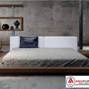 Tempat Tidur Minimalis Jati Murah