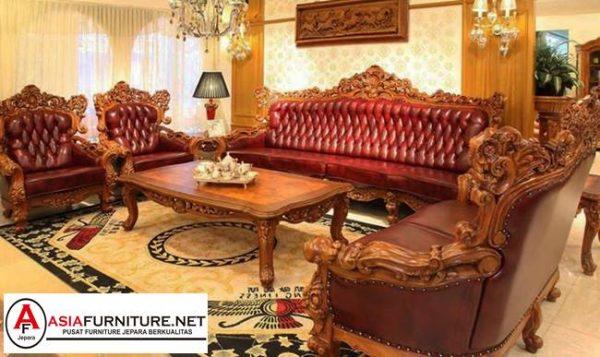 Kursi Sofa Mewah Modern