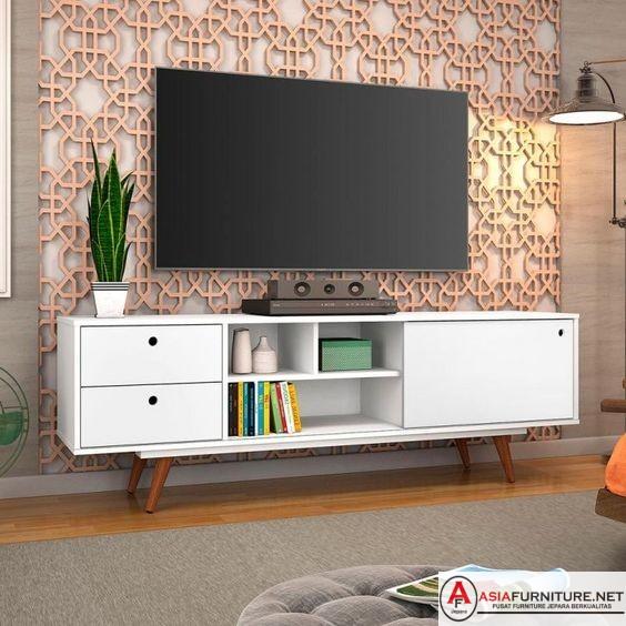 Meja Bufet Tv Jati Belanda Asia Furniture Jepara