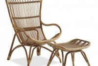 Kursi Santai Rotan Asli Natural Rattan Chair