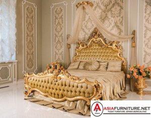 Kamar Tidur Utama Klasik